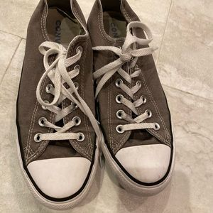 Converse grey Chuck Taylor's
